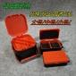 批发红虫盒 蚯蚓盒 活饵盒 钓鱼配件盒 双层蚯蚓盒 带镊子